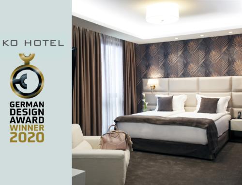 GERMAN DESIGN AWARDS 2020 – VIKO HOTEL