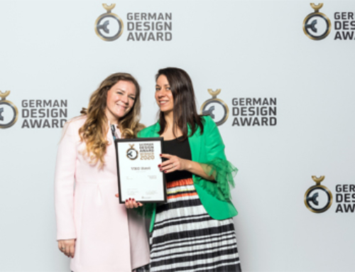 GERMAN DESIGN AWARDS 2020 – ЦЕРЕМОНИЯ